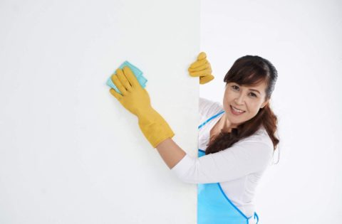 evinizdeki duvarları nasıl temizleyebilirsiniz