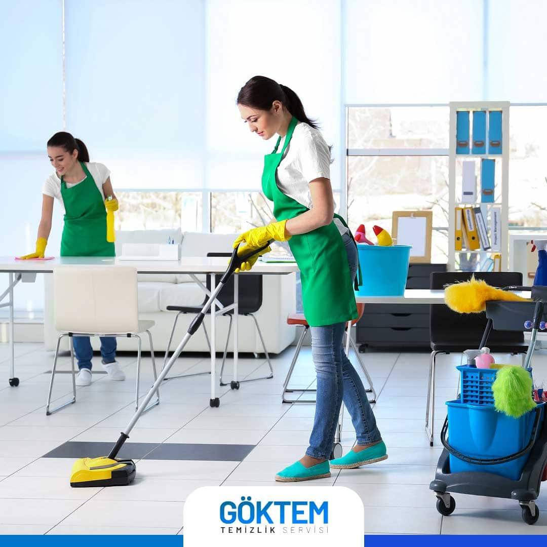 İş Yeri Nasıl Temizlenir