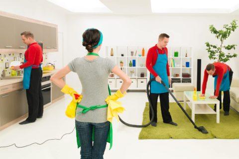 ev temizliği hizmetleri