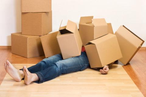 taşınma öncesi boş ev temizliği