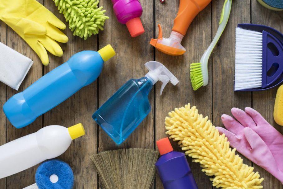 temizlik kimyasalları ve ev kimyasalları