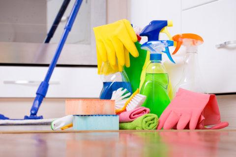 kanıtlanmış ev temizliği ipuçları