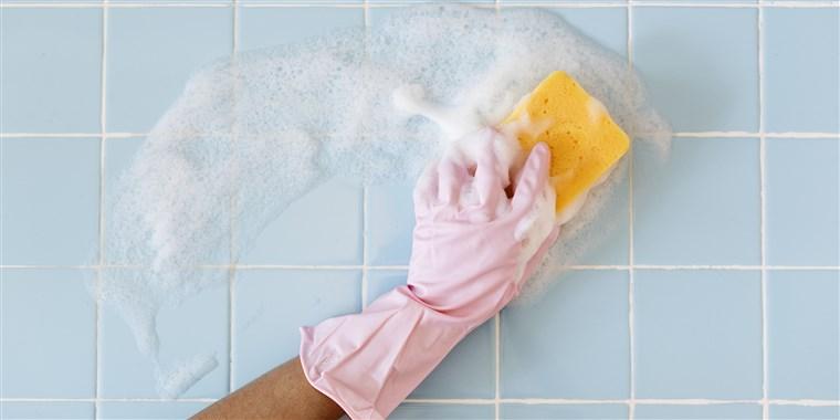 duş kabin temizliği