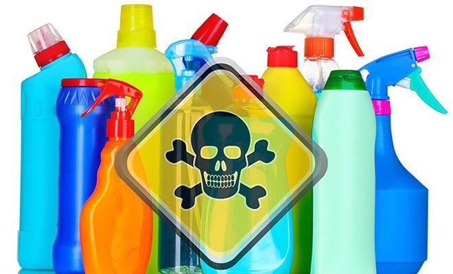 zararlı temizlik maddeleri ve sağlığımız