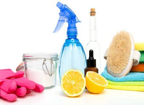 eviniz için en iyi doğal dezenfektanlar