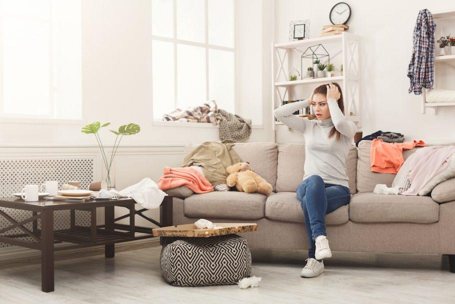 odanızı temizlemenin en hızlı yolu nedir