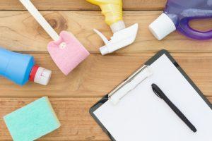 temizlik görevlerini planlayın